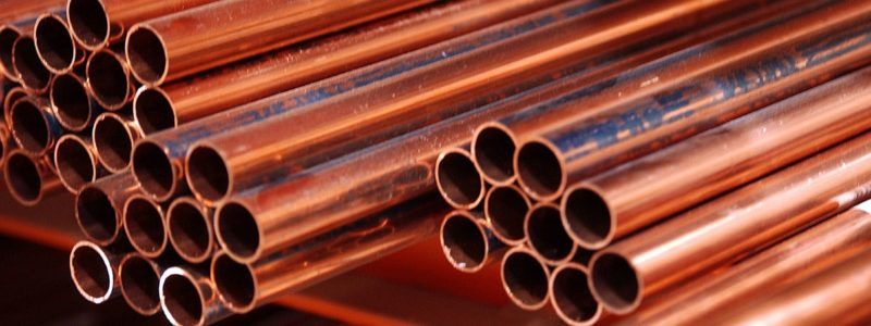 Copper Nickel Pipes & Tubes